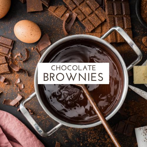 Čokoládové Brownies od Kateřina Bártová