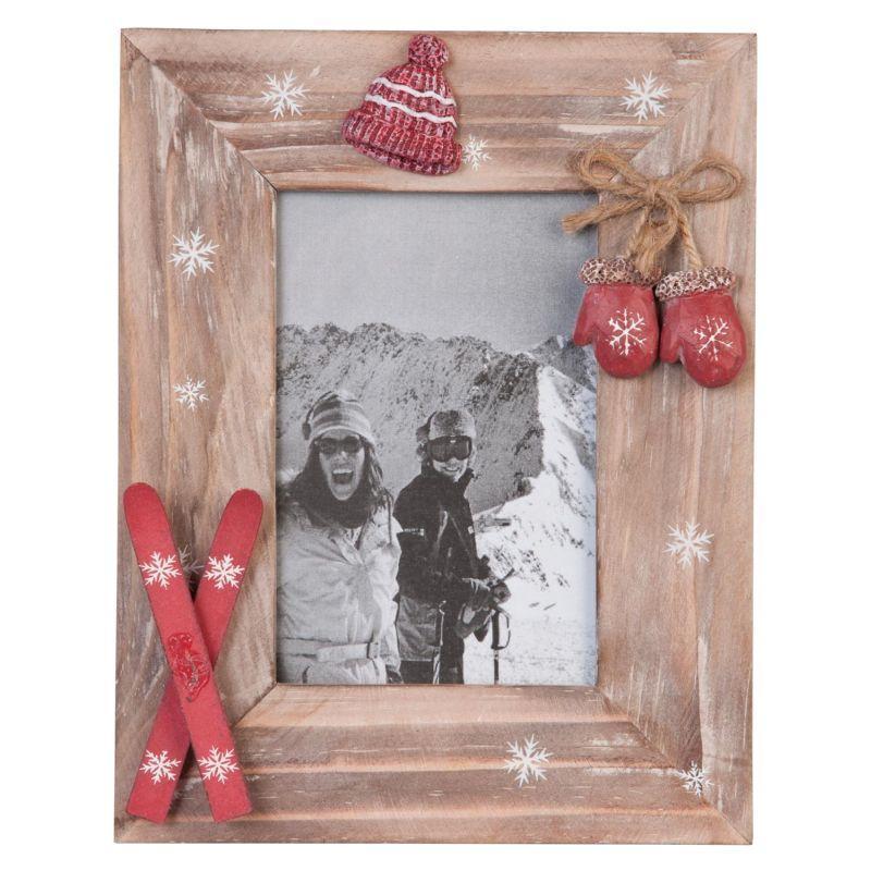 Zdobený rámeček na fotku (Clayre & Eef)