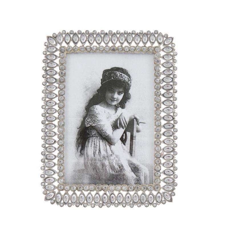 Kovový rámeček na fotku 16 x 12 cm (Me & Marie)