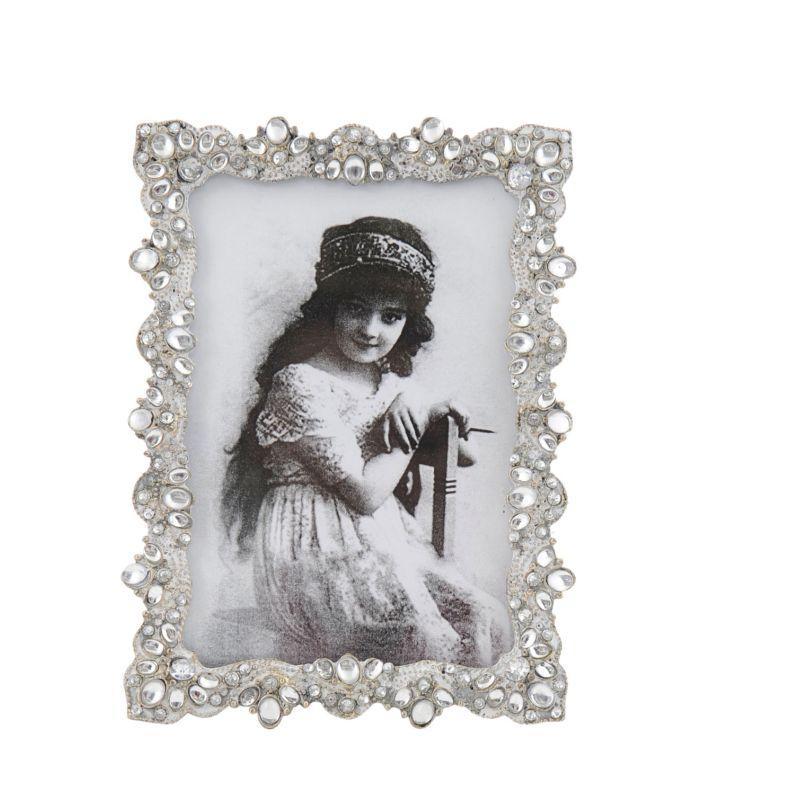 Kovový rámeček na fotku 17 x 13 cm (Me & Marie)