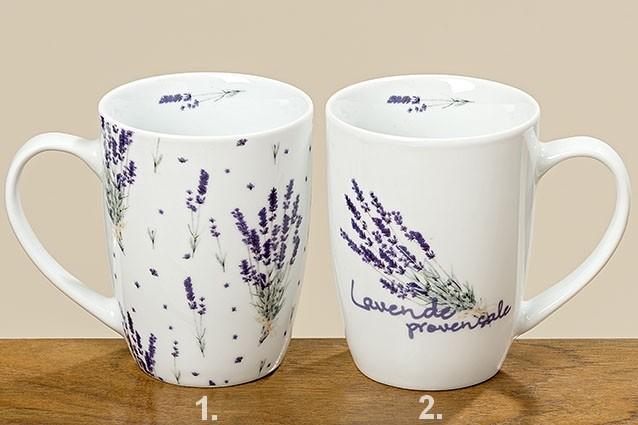 Porcelánový hrnek Lavender 360 ml