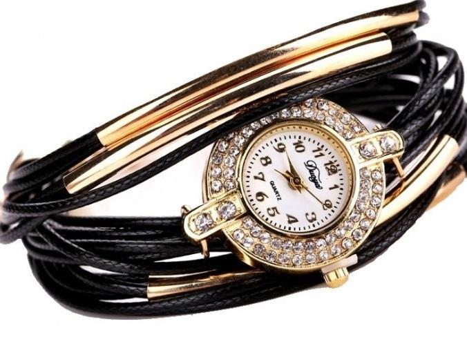 939af941eaf Velke damske modni cerne hodinky