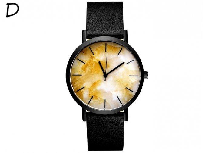 Damske elegantni hodinky cerne  7a0e6eee20